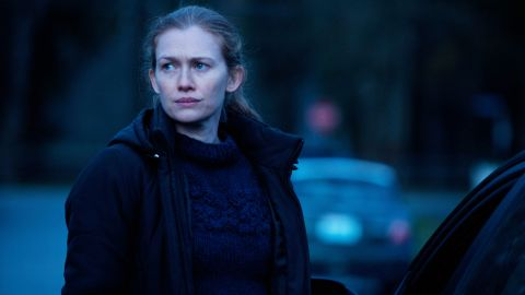 """Mireille Eno stars in """"The Killing."""""""