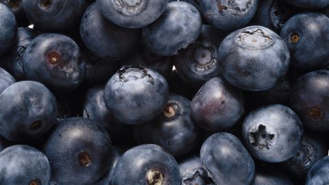 """Blueberries are often singled out as a kind of superfood because studies have shown they aid in everything from fighting cancer to lowering cholesterol. But all berries, including raspberries, strawberries and blackberries, contain antioxidants and <a href=""""http://www.webmd.com/diet/phytonutrients-faq"""" target=""""_blank"""" target=""""_blank"""">phytonutrients</a>. Worried about the price of fresh fruit? Experts say the frozen kind is just fine."""
