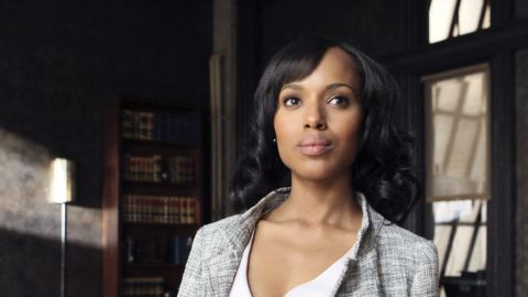 """Actress Kerry Washington stars in the ABC show """"Scandal."""""""