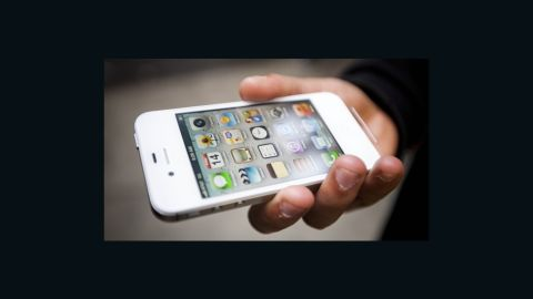The iPhone 4S has a 3.5-inch display screen, but reports say the next version's may be bigger.