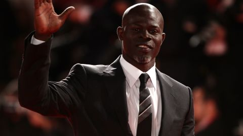"""Djimon Hounsou is a film star from Benin who has appeared in movies including """"Amistad,"""" """"Blood Diamond"""" and """"In America."""""""