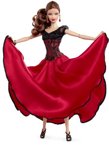 """The paso doble isn't the only genre on """"Dancing with the Stars"""" to inspire a doll. There are also samba and waltz dolls."""