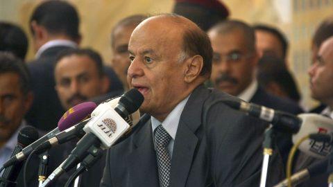 Yemeni president Abdu Rabu Mansour Hadi has vowed to fight al Qaeda.