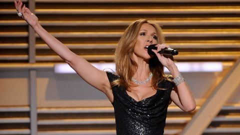 """James Horner has the story behind Celine Dion's iconic """"Titanic"""" song."""