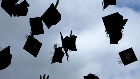 A good education stopped being the finish line, says Cassie Owens.