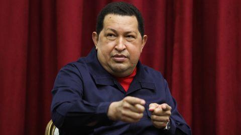 Venezuelan President Hugo Chavez has spent 38 days in Havana since the beginning of the year.