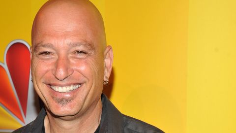 Howie Mandel attends an NBC event on May 16, 2011 in New York City.