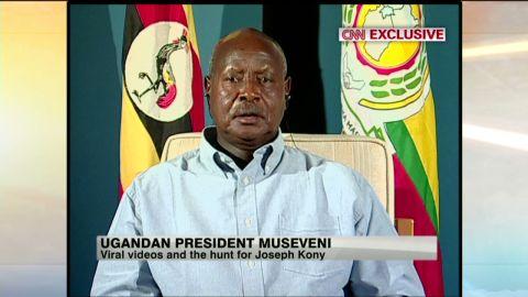 amanpour ugandan pres museveni kony 2012_00001918