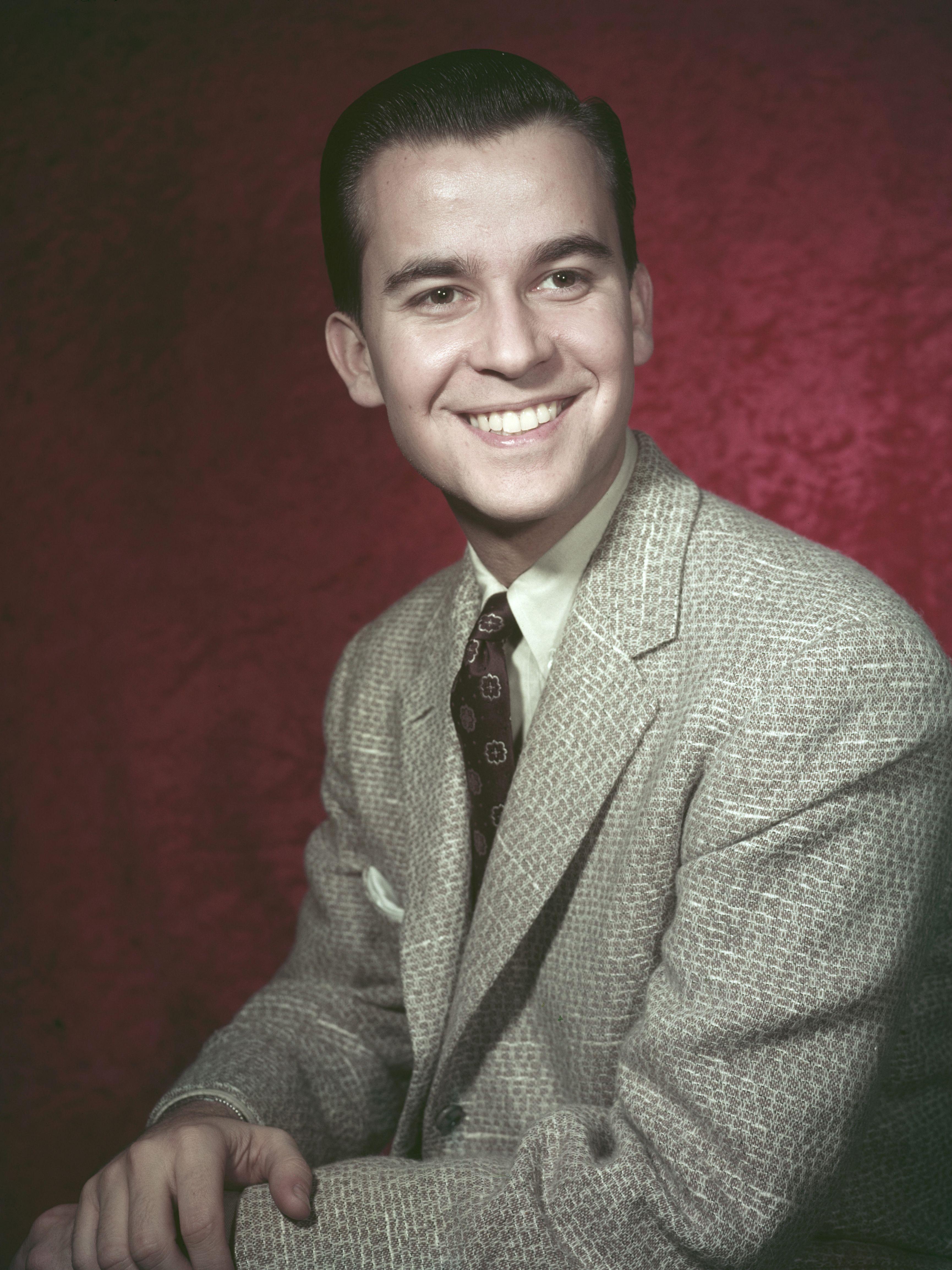 Clark circa 1955.