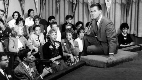 """""""American Bandstand"""" was the most popular dance show of all-time."""