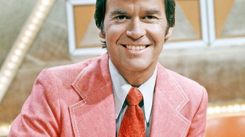 """Clark wasn't just a music show host and producer -- he also handled quiz shows, including """"The $10,000 Pyramid."""""""