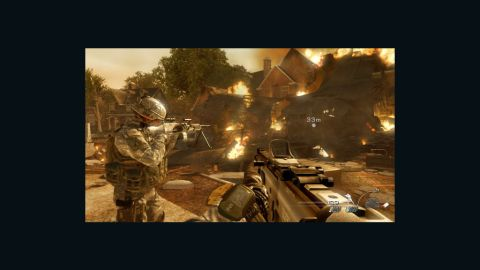 """The military action game, """"Call of Duty: Modern Warfare 2,"""" sold more than 10 million copies upon its 2009 release."""