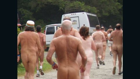 """If it isn't obvious from the name, or the photo, the <a href=""""http://www.fraternitysnoqualmie.com/BBFR.html"""" target=""""_blank"""" target=""""_blank"""">Bare Buns Fun Run</a> is sponsored by a nudist group -- specifically the Fraternity Snoqualmie Family Nudist Park in Issaquah, Washington. Runners are welcome every July to participate with or without clothes, or simply ogle from the sidelines. After completing the 5K, participants can skinny-dip in the heated pool while waiting for the results."""