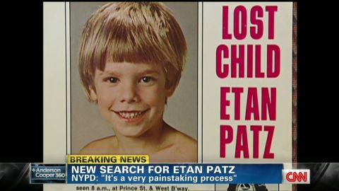 National Missing Children's Day is based on the case of Etan Patz.