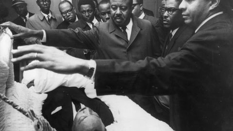 Race riots had spread across the U.S.  following the assassination of Martin Luther King Junior. The Vietnam War was raging, and in the same year Robert Kennedy was also assassinated.