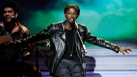"""K'naan's latest album -- dubbed """"Country, God or the Girl"""" -- is expected to be released early in May."""