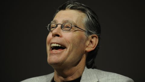 Stephen King, shown here at an event in 2009.