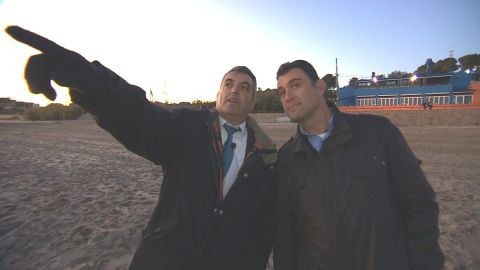 As adults  Antonio Barroso (left) Juan Luis Moreno set up  Anadir, an association for Spain's stolen children aiming to help reunite children with their birth parents.