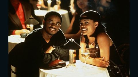 """Theodore Witcher's """"Love Jones"""" grossed $12 million at the domestic box office when it was released in 1997."""