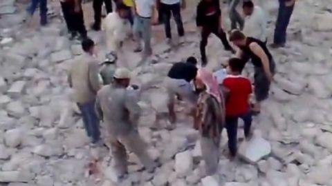 wr damon syria hama attack_00004821