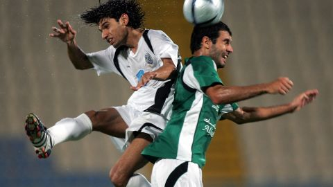 Guardiola left Europe to join Qatar's Al-Ahly from 2003 to 2005, then joined Mexico's Dorades de Sinaloa for a season before finally hanging up his boots.