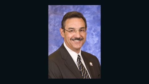Richard Myers has been selected as interim chief of police in Sanford, Florida.