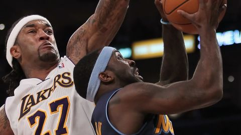 Authorities in Texas have charged Jordan Hill of the Los Angeles Lakers with assaulting a family member, a felony.