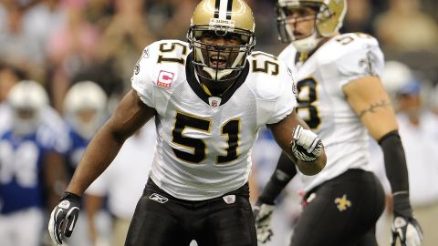 The Saints' Jonathan Vilma will sit out the season after all, according to an NFL decision Tuesday.