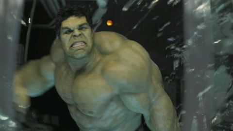 """Mark Ruffalo got to wear the Hulk's stretchy purple pants in """"The Avengers"""" and its sequels. Eric Bana and Edward Norton played the character in two previous movies: """"Hulk"""" (2003) and """"The Incredible Hulk"""" (2008)."""