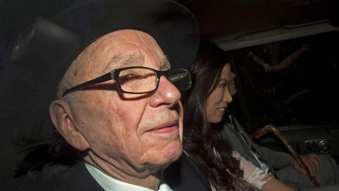 """The News Corp. board issued a statement announcing """"its full confidence in Rupert Murdoch's fitness"""" to lead the organization.."""