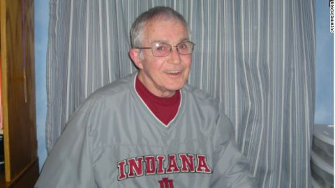 Now retired from the classroom, Mike Flagg had always wanted to be a teacher and enjoyed interacting with his students.