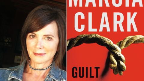 Marcia Clark, former O.J. Simpson case prosecutor, has become a crime novelist.