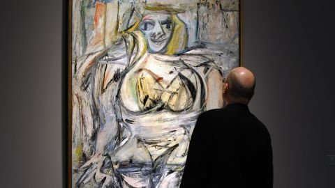 """Billionaire Steven A. Cohen privately purchased """"Woman III"""" by Willem de Kooning for an estimated $137.5 million, <a href=""""http://www.nytimes.com/2006/11/18/arts/design/18pain.html"""" target=""""_blank"""">The New York Times reported</a> in 2006."""