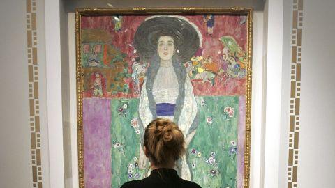 """Klimt's """"Portrait of Adele Bloch-Bauer II"""" sold for $87.9 million in 2006."""