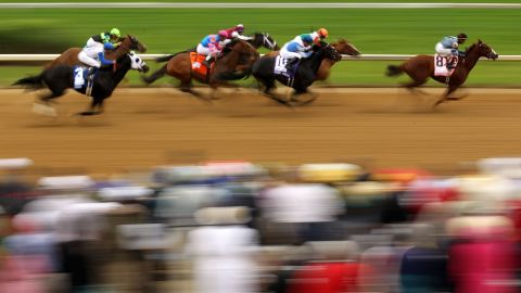 The Kentucky Derby may be an international event, but it still has a very local flavor. Outside of the Derby and the Oaks -- the fillies-only race that takes place the day before -- most of the racing here is low-grade.