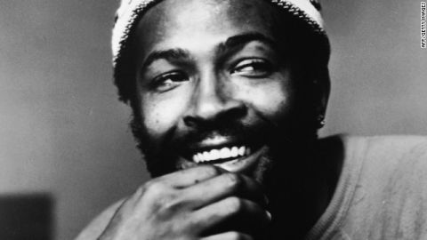 """Marvin Gaye performed """"What's Going On"""" at the for the John F. Kennedy Center for the Performing Arts in 1972."""