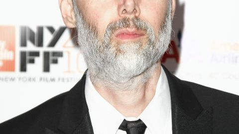 """Yauch appears at the premiere of """"The Social Network"""" on September 24, 2010, in New York."""