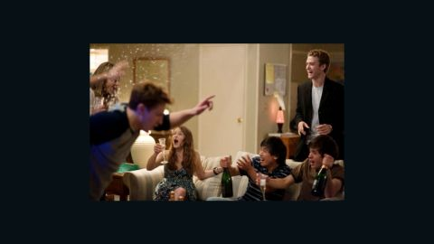 """""""The Social Network,"""" which chronicled Facebook's rise, is attributed with bringing tech culture to the mainstream."""