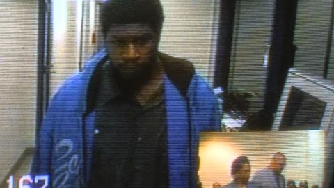 James Brown, 24, appeared via video during his arraignment Saturday at Michigan's 36th District Court in Detroit.