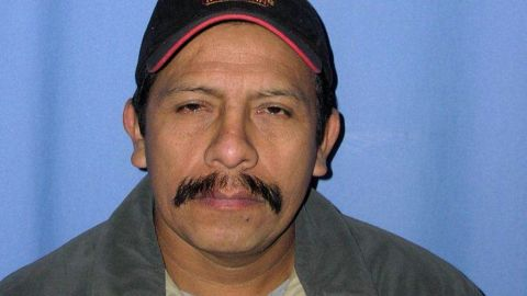 Stable worker Adan Fabian Perez, 48, was found dead Sunday in the back of a barn at Churchill Downs.