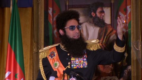 cohen dictator endorses romney_00003004