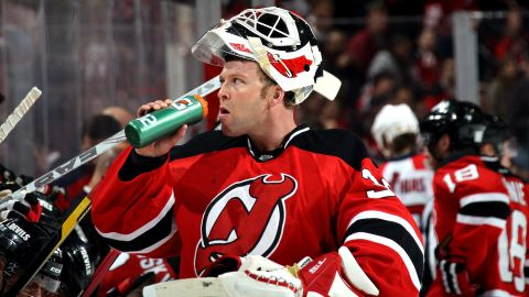 New Jersey Devils goalie Martin Brodeur won his first Stanley Cup at 23; he could win his fourth at 40.