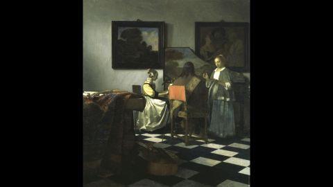"""The Concert"" by Vermeer"