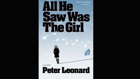 """""""All He Saw Was the Girl"""" comes out in paperback Tuesday."""
