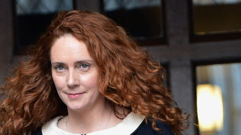 Rebekah Brooks has been charged in phone hacking scandal