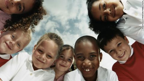 New Census numbers show the marjority of children under 1 are of color.