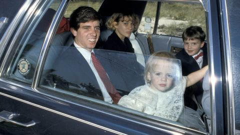 Michael Kennedy, one of RFK's 11 children, died in a skiing accident in Aspen, Colorado, in 1997. The father of three had suffered an onslaught of negative publicity over an alleged affair with a family babysitter.