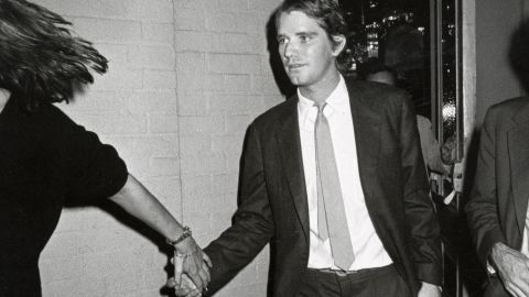 David Kennedy, another son of RFK, died in 1984 of a drug overdose in a hotel after being ousted from the family vacation home in Palm Beach.