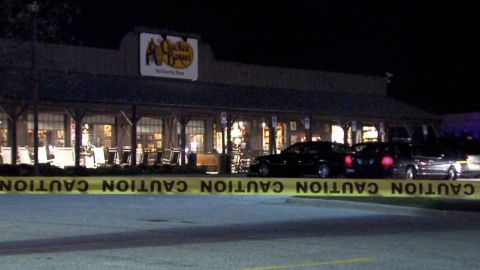 Brooklyn police said the man who killed his wife and daughter inside an Ohio restaurant had a prior domestic violence complaint.