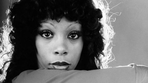 """Disco legend Donna Summer died at the age of 63, her publicist said Thursday. Summer was best known for such hits as """"Love to Love You Baby,"""" """"Bad Girls"""" and """"She Works Hard for the Money."""""""